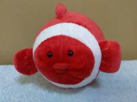 "6"" Fat Fish, Plush Toy, Doll, Stuffed Animal, Goofballz"