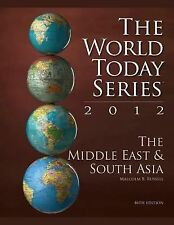 The Middle East and South Asia 2012 (World Today (Stryker)
