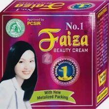 Faaiza Beauty Cream. 100% Original by Ponia Brothers from Pakistan