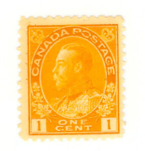 Canada - George V - Cent yellow chrome Matrice I - MNH - Can105-2