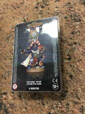 Games Workshop Warhammer 40k Space Marine Captain