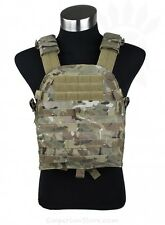 TMC 6094A Style Plate Carrier Multicam TMC1327 Military Gear Airsoft LBT 6094