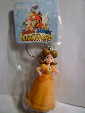 Super Mario Figures Key Ring Chain PORTACHIAVI DAISY