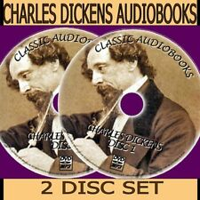 30 CHARLES DICKENS CLASSIC ENGLISH NOVELS/SHORT STORY MP3 AUDIO-BOOKS PC-DVD NEW