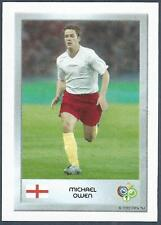 PANINI FIFA WORLD CUP-GERMANY 2006- MINI SERIES- #029-ENGLAND-MICHAEL OWEN