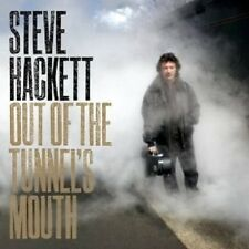 """STEVE HACKETT """"OUT OF THE TUNNEL´S MOUTH"""" CD PROG NEW+"""