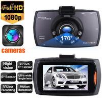 1080P HD Car Dash DVR Vehicle Camera Video Recorder Cam Night Vision G-Sensor US