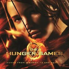 HUNGER GAMES  - COLONNA SONORA - CD NUOVO