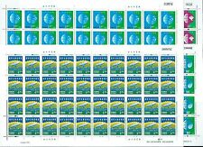 China 2002-4 R30 Protection Common Homeland of Mankind 8V Full S/S 環保地球 普30