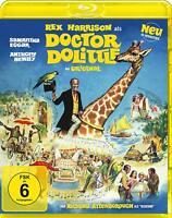 Doctor Dolittle - Das Original von 1967 [Blu-ray/NEU/OVP] Rex Harrison, Richard