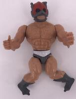 Vintage 1982 Masters of the Universe Complete Figure MOTU Mattel Zodac Soft Head