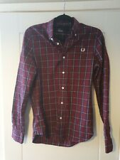 Mens Fred Perry Shirt Extra Small