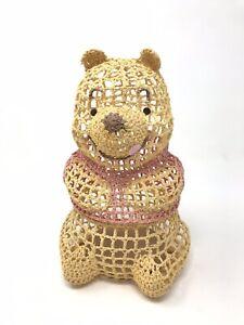 Disney Sango Crotchet Winnie the Pooh RARE
