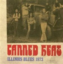 Canned Heat - Illinois Blues 1973 CD Cleopatra