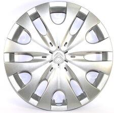 """Citroen C1 enjoliveur de roue argent 14"""" neuf origine B000693380"""