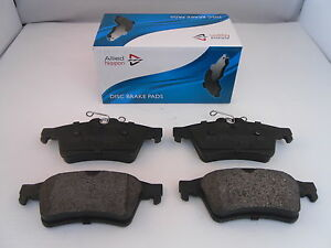 Ford Focus inc C-Max Transit Connect Rear Brake Pads Set 2002 Onwards