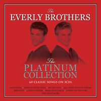 Everly Brothers - Platinum Collection: The Best Of / Greatest Hits 3CD NEW