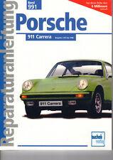 alle Varianten 1978-83 NEU Reparaturanleitung Wartung Handbuch Porsche 911-SC