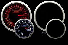 Air Fuel Ratio Gauge ~Prosport Gauges Amber/White Analog AFR gauge *NEW*