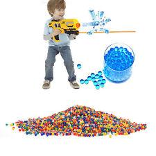 10000PCS/Bag Mixed Color Water Balls Bullet Water Beads Mud Grow Magic  uk