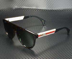 GUCCI GG0462S 003 Round Oval Havana Green 58 mm Men's Sunglasses
