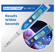 IceCap Salinity and Temperature Digital Pocket Tester For Aquariums