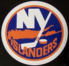Window Bumper Sticker NHL Hockey New York Islanders NEW