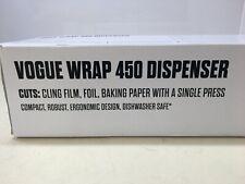 More details for vogue wrap450 cling film, foil and baking parchment dispenser - cw202 #1223