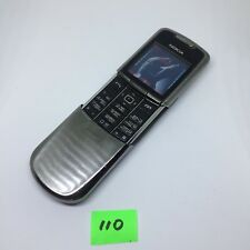 Nokia 8800 Special Edition - Stainless steel (Unlocked) Cellular Phone AJ110