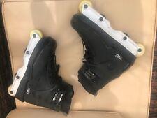 New listing valo aggressive skates men's 10 matte black