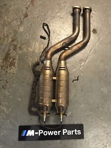 BMW E46 M3 Oem Cats Catalytic Converters