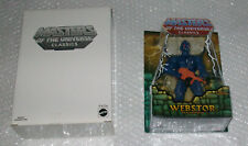 MotUC WEBSTOR Masters of the Universe Classics MOC NEU & OVP