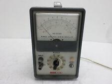 EICO AC VTVM Model 255  - Tested!