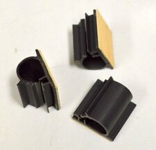 """Cable Holder - Self Adhesive - holds up to 1/2"""" - 1000 pc lot."""