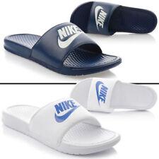 Sandali e scarpe bianche con cerniera per il mare da uomo