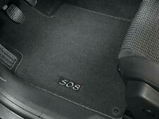 Genuine Peugeot 508 2019-on Velour Floor Mats - Front and Rear - 9464GN