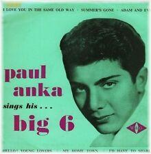 Very Good (VG) Pop 45 RPM 1960s Vinyl Records