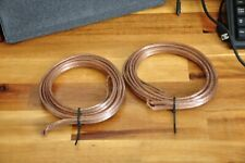 Gale XL189 Speaker Cables 2 x 1.8 metres