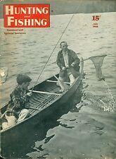 Hunting and Fishing--July 1946-----334