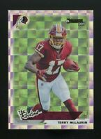 TERRY MCLAURIN 2019 Donruss THE ROOKIES Insert Card RC #29 Washington Redskins