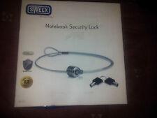 SWEEX NOTEBOOK SECURITY LOCK BRAND NEW BOXED LAPTOP ETC
