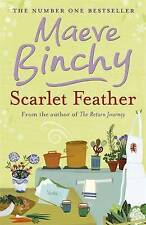 Scarlet Feather, Maeve Binchy, New condition, Book