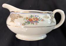 GRINDLEY CREAMPETAL ENGLAND SAUCE GRAVY JUG IN VG TO EX COND.