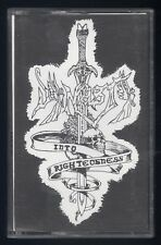 DYNASTY - INTO RIGHTEOUSNESS - BRAZILIAN CHRISTIAN POWER METAL - DEMO TAPE 1997