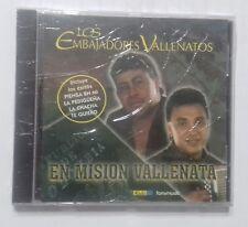 """CD´S LOS EMBAJADORES VALLENATO """"EN MISION VALLENATA"""""""