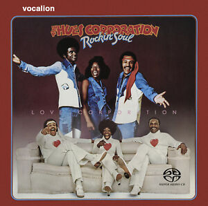 The Hues Corporation - Rockin' Soul & Love Corporation-SACD Hybrid Multi-channel