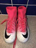 Nike Mercurial X Football Boots UK Size UK 1 US 1.5Y Eu 33 Sock Boot