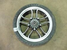 1985 Honda VF500C Magna V30 H1094-1' front wheel rim 18in