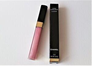 CHANEL Levres Scintillantes Glossimer Lip Gloss 13 ECLAT / BRILLIANCE