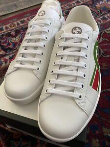 Gucci Ace Interlocking G - 576136-A38V0-9062 Size US 8.5